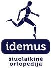 "UAB ""Idemus"" logo"